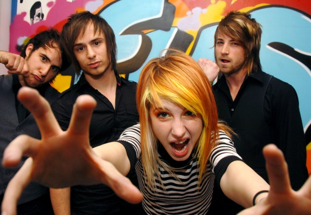 "Paramore and Lily Allen Visit FUSE's ""The Sauce"" - June 13, 2007"