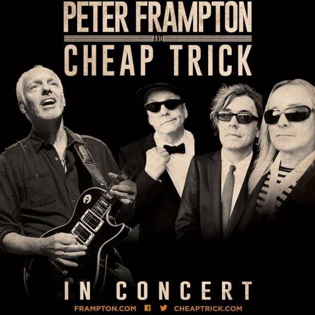 Frampton and Cheap Trick