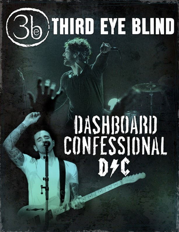 Third Eye Blind Dashboard Confessional